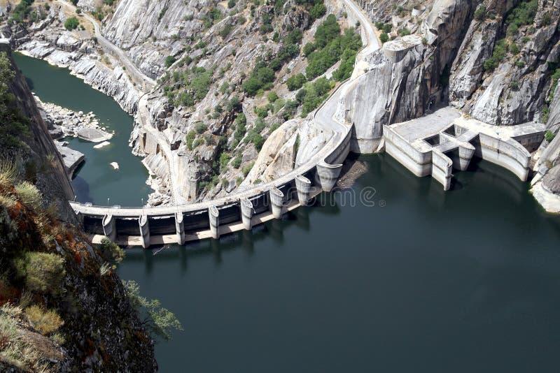 Download Aldeadavila Dam Stock Photography - Image: 33421002