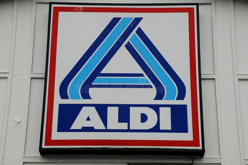 Aldi Grocery Store From Germany Editorial Photo Image Of Editorial
