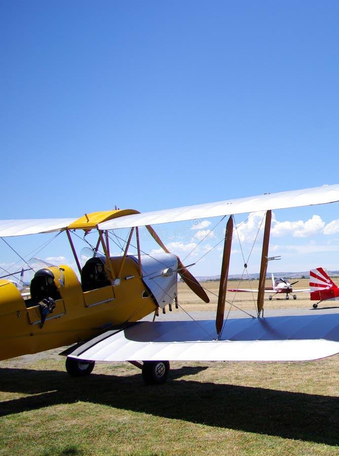 aldinga αεροσκαφών στοκ εικόνα με δικαίωμα ελεύθερης χρήσης