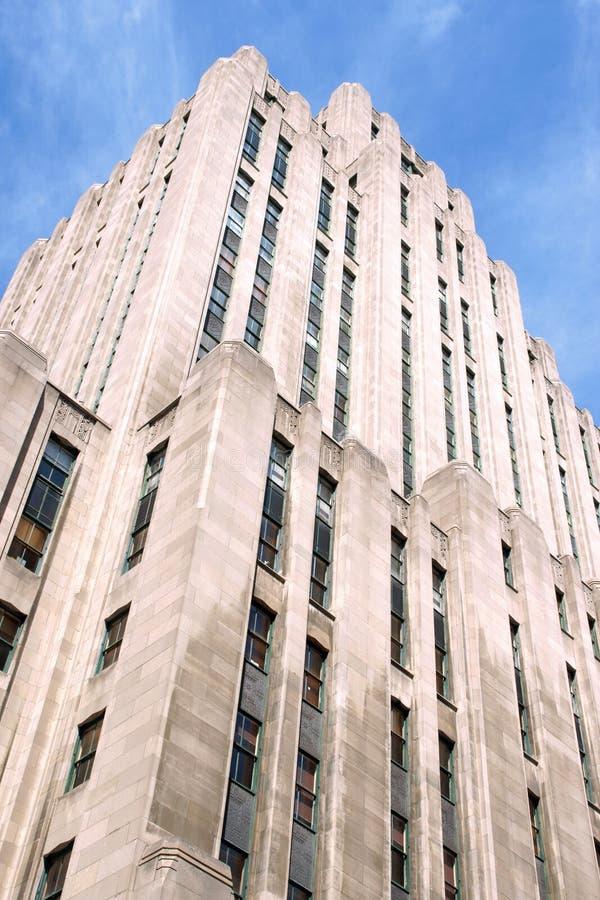 Aldred Gebäude lizenzfreies stockfoto
