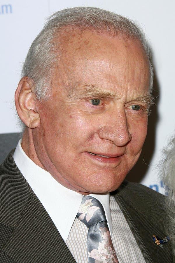 Aldrin βόμβου στοκ εικόνα
