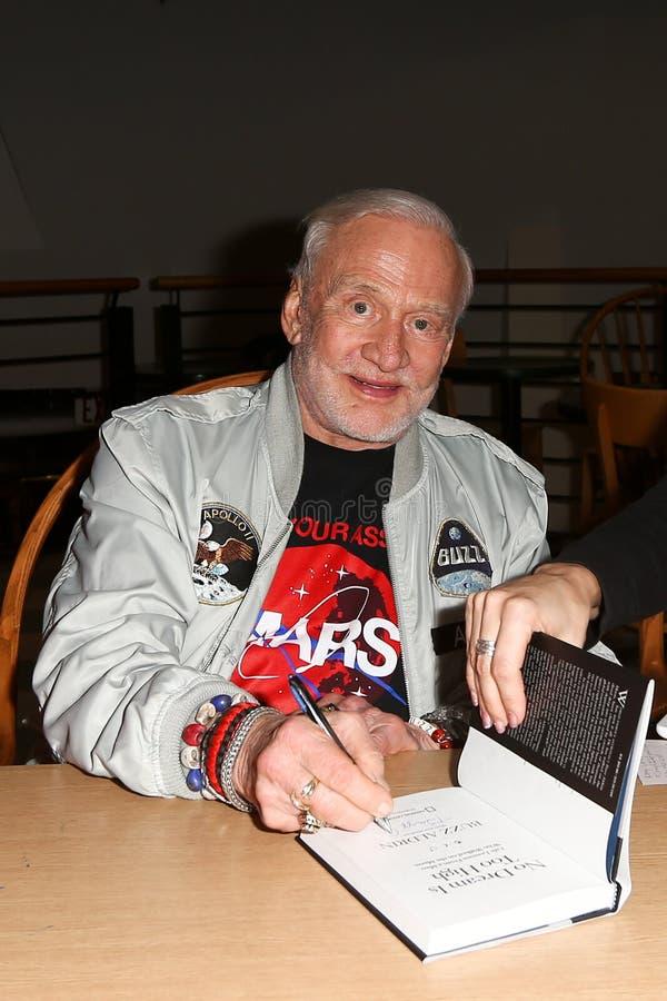 Aldrin βόμβου στοκ φωτογραφίες