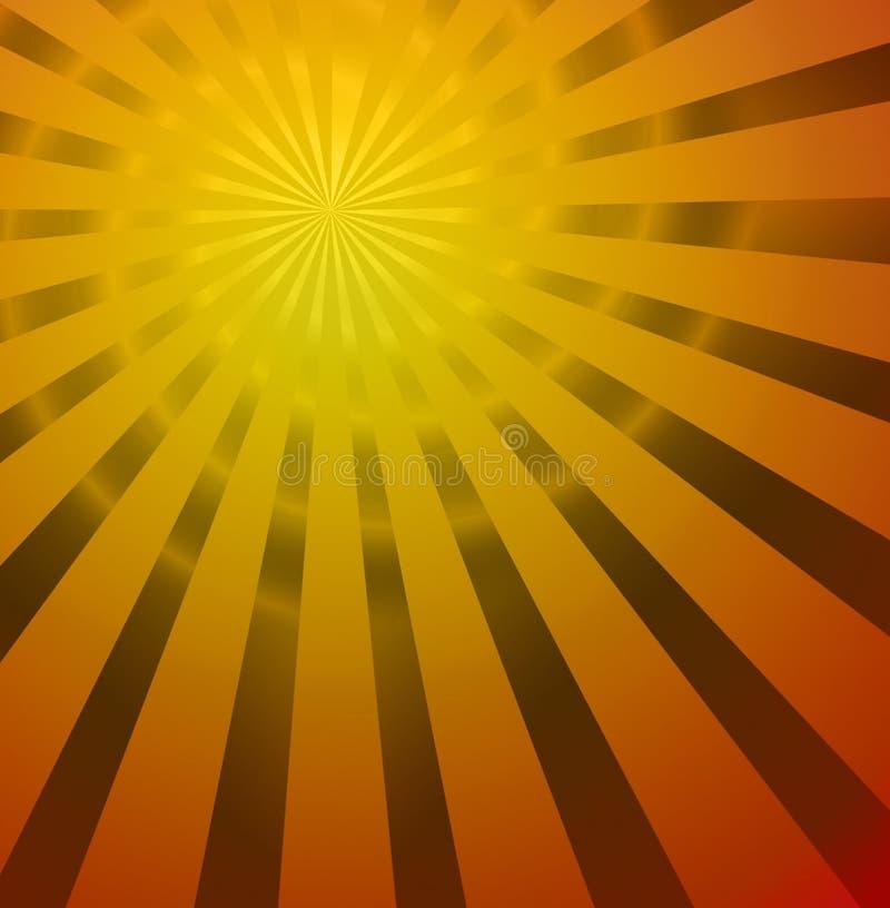 ale świateł mijania ilustracja wektor