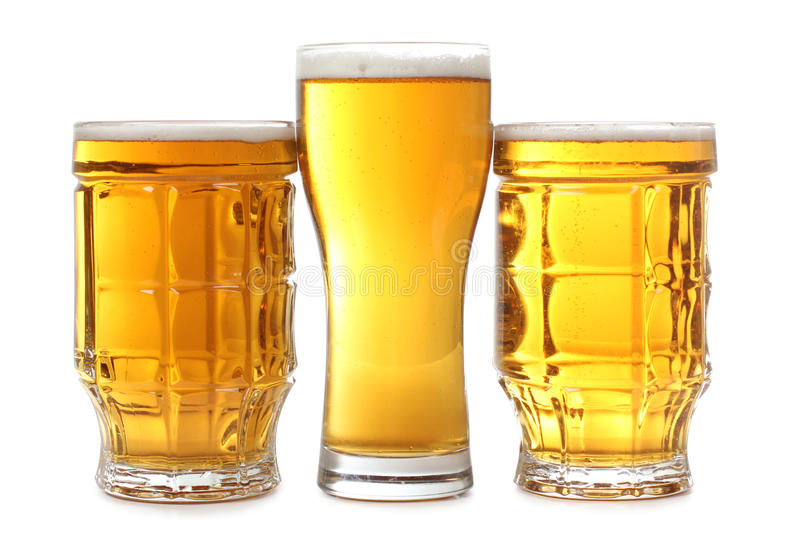 Download Ale of mugs stock image. Image of gold, thirst, alcohol - 28398067