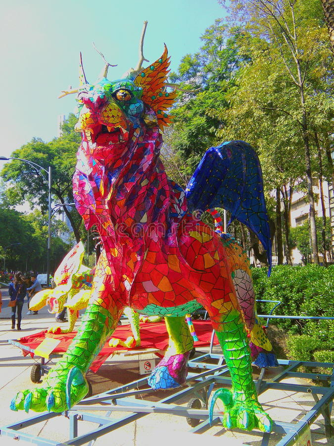 Alebrije royalty free stock photography