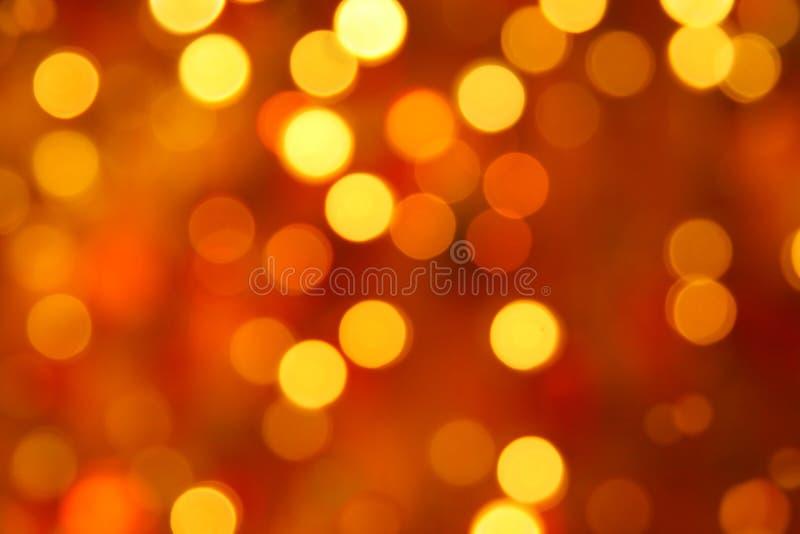 Alegre da iluminação do Natal da cor fotografia de stock
