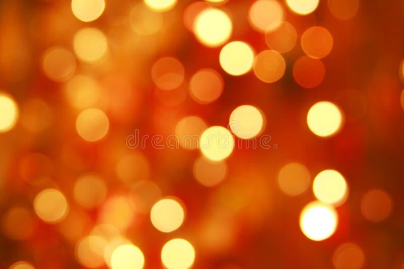 Alegre da luz de Natal da cor imagem de stock