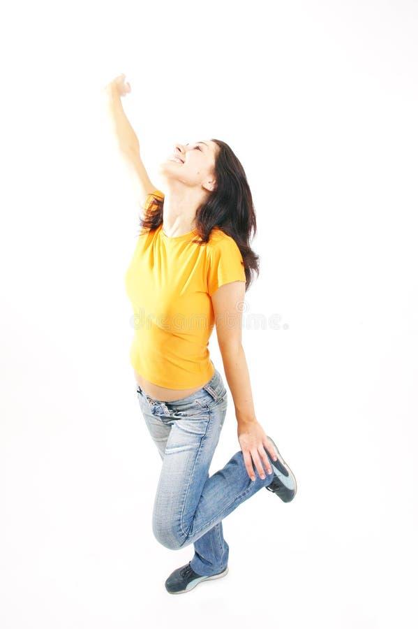 Alegria adolescente fotos de stock