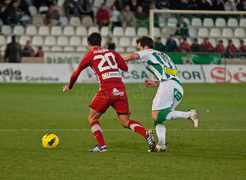 Download Alejandro Castro From Girona F.C. Match League Editorial Stock Photo - Image: 24406298