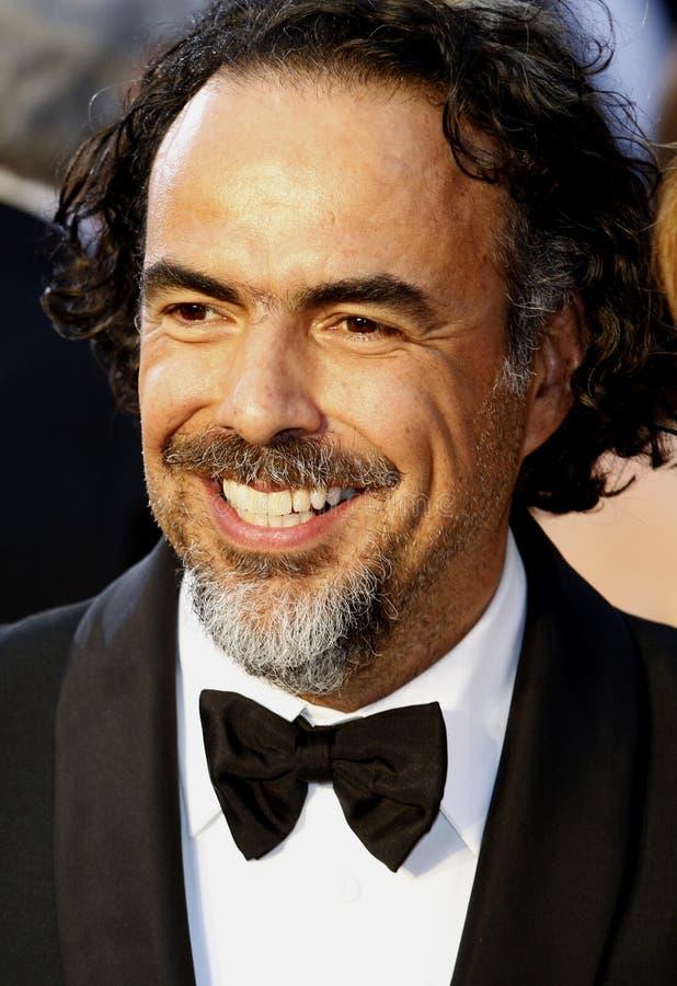 Alejandro González Inarritu imagen de archivo