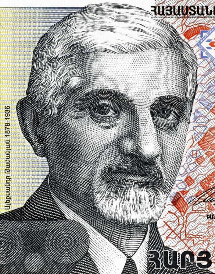 Aleksander Tamanian Zdjęcie Editorial