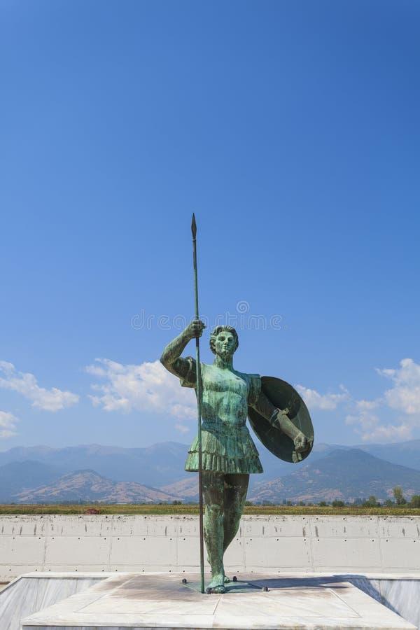 Aleksander Wielki zdjęcie stock