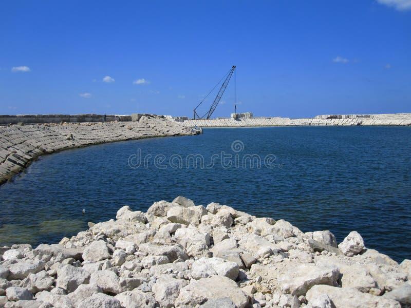 Aleksandria Egipt obrazy stock