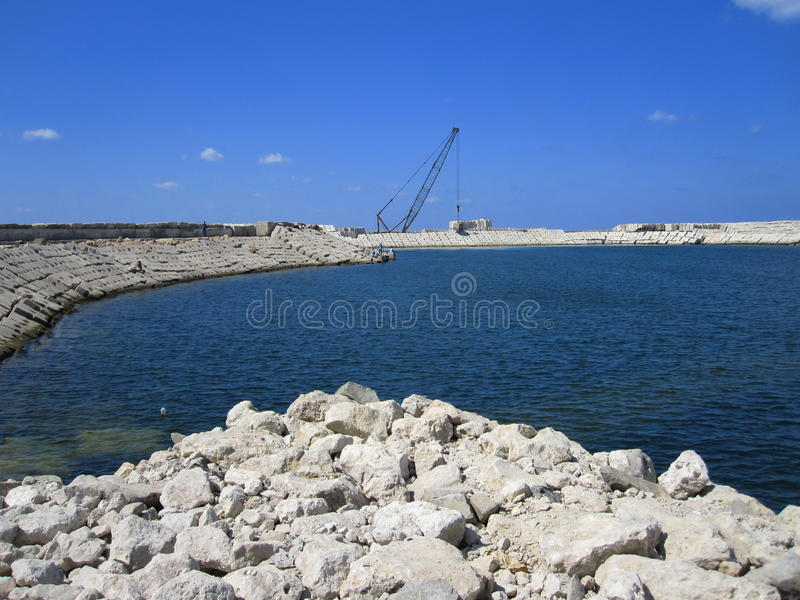 Aleksandria Egipt fotografia royalty free