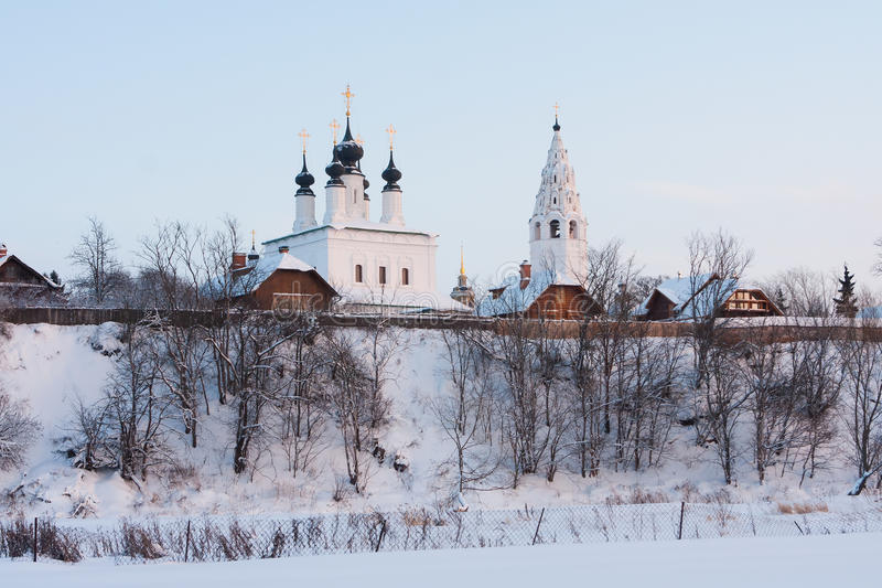 Download Aleksandrovsky Monastery. Suzdal. Stock Photo - Image: 17830014