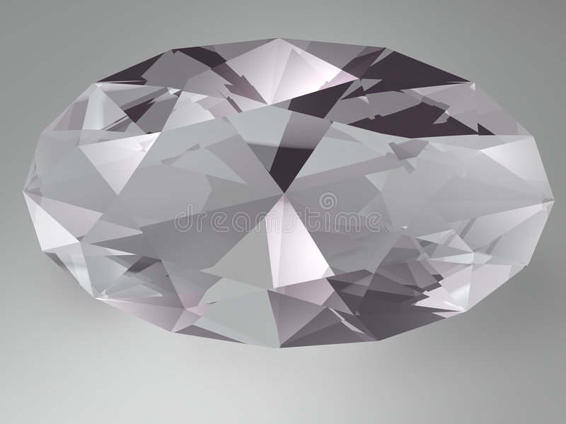 aleksandrytu gemstone ilustracji
