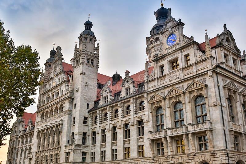 ALEMANHA, DRESDEN - 10 DE OUTUBRO DE 2016: Centro de Histoirical da cidade velha de Dresden Dresden tem uma longa história como foto de stock royalty free