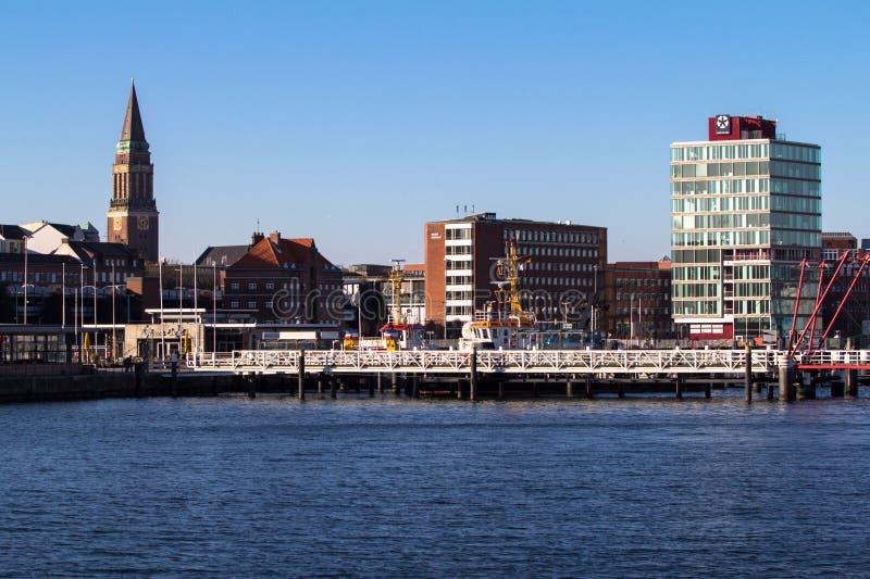 Alemanha Kiel imagem de stock