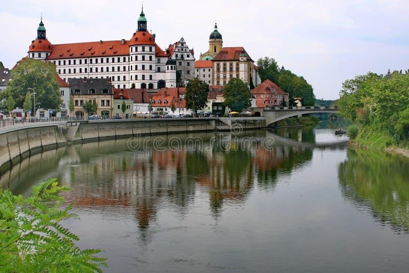 Alemania. Castillo. imagenes de archivo