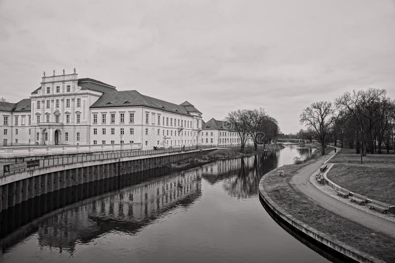 Alemania - Oranienburg - Havel imágenes de archivo libres de regalías