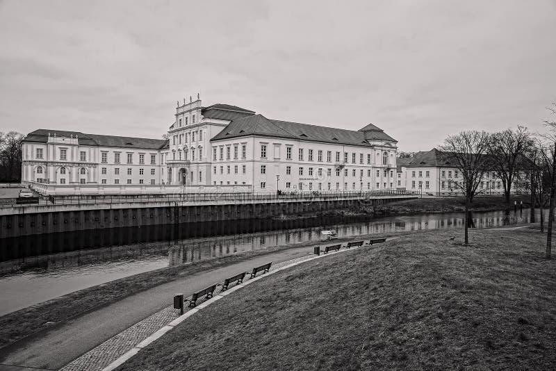 Alemania - Oranienburg - Havel foto de archivo libre de regalías