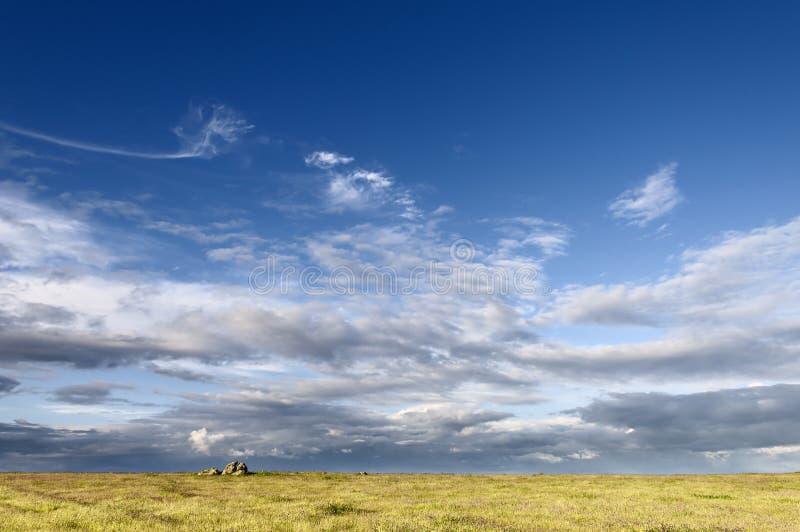 Alentejo krajobraz zdjęcie royalty free