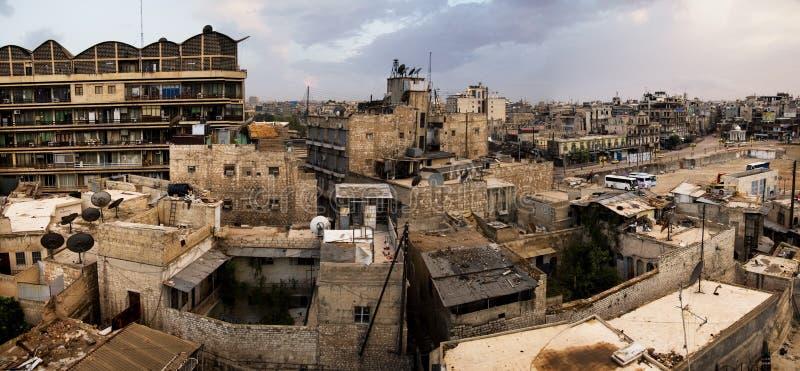 Alepo Siria foto de archivo libre de regalías