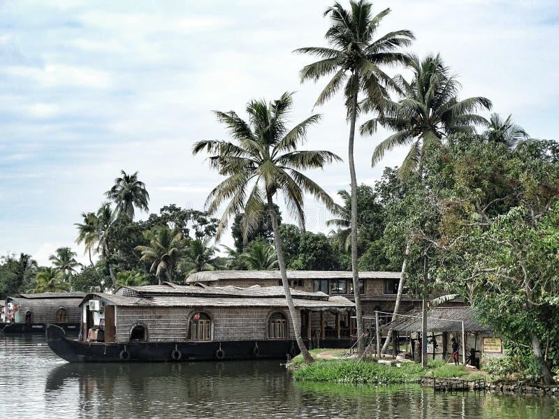 Aleppey, Κεράλα στοκ φωτογραφίες με δικαίωμα ελεύθερης χρήσης