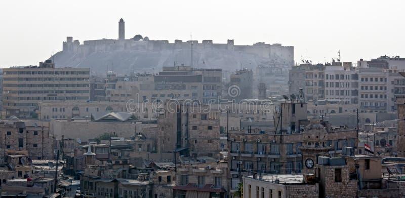 aleppo syria royaltyfria foton