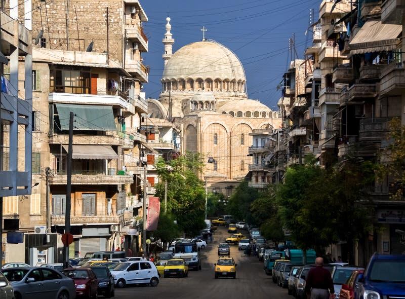 Aleppo Syria royalty free stock photography