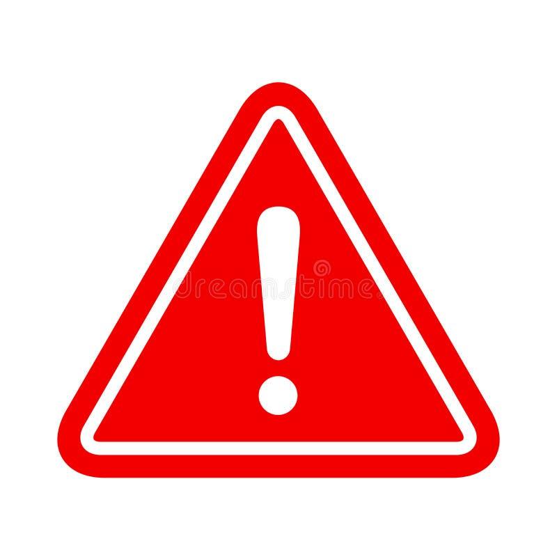 Free Alert Icon On White Background Stock Photos - 176995793