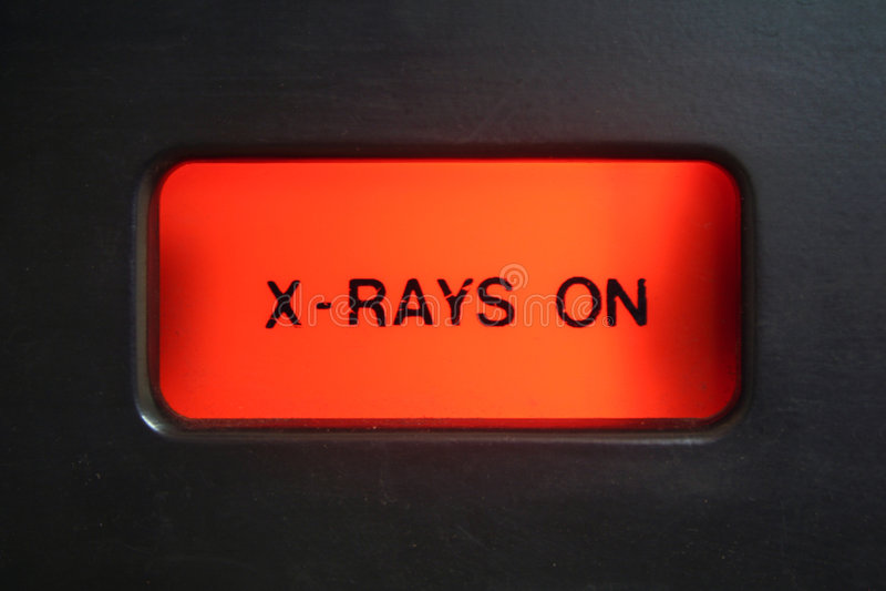 alert ljus stråle x arkivfoton