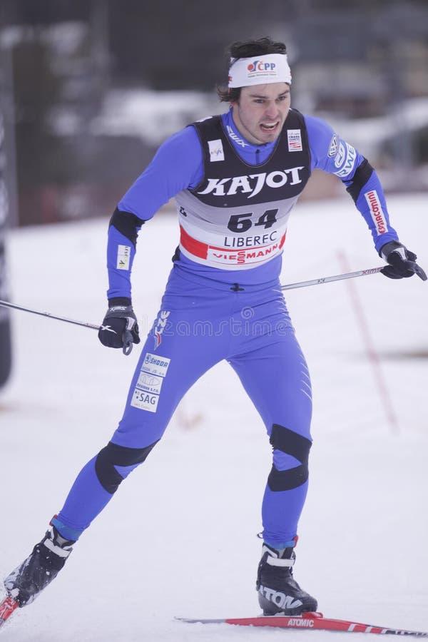 Download Ales Razym - ski sprint editorial image. Image of razym - 17849390