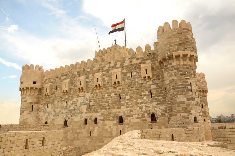 Alessandria d'Egitto storico fotografia stock libera da diritti