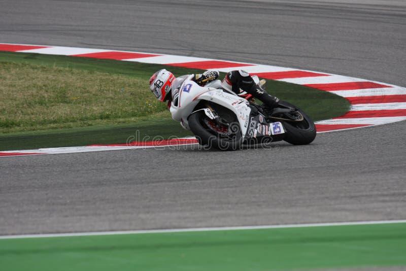 Download Alex Baldolini Triumph Daytona 675 Power Suriano Editorial Photography - Image: 25658587