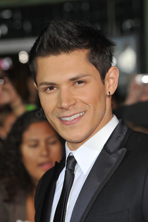 Alex Meraz immagine stock