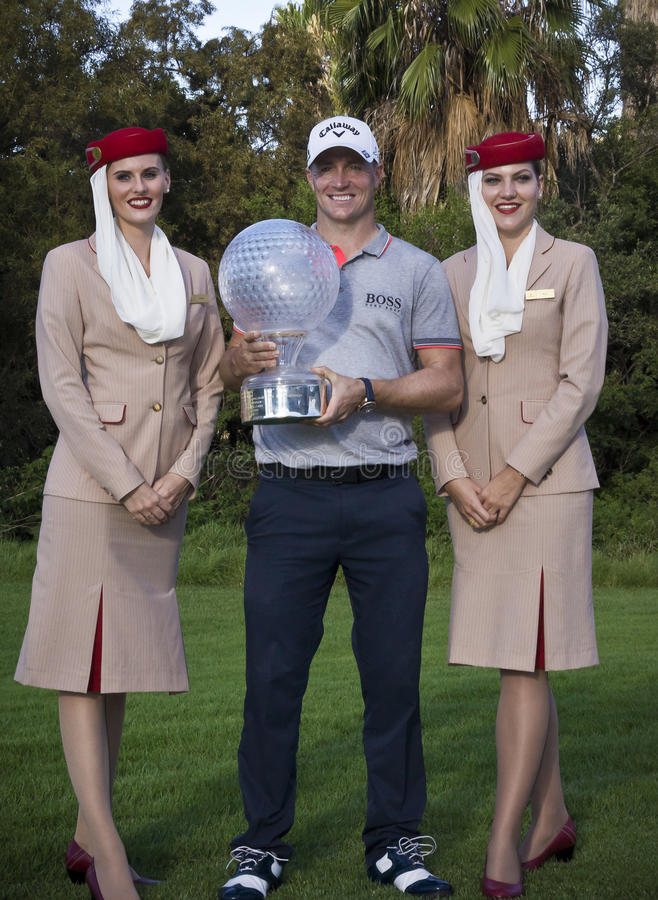 Alex Noren - NGC2016 - Champion stock photos