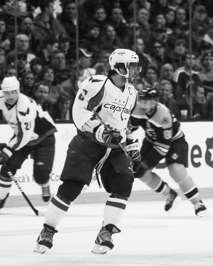 Alex Ovechkin royalty free stock images