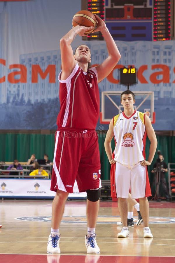 Alexander Dedushkin imagem de stock