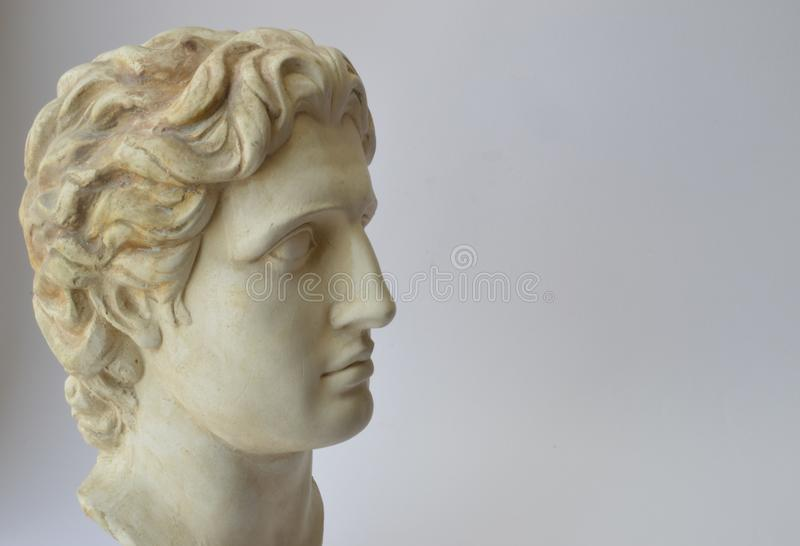 Alexander the Great royalty free stock photos