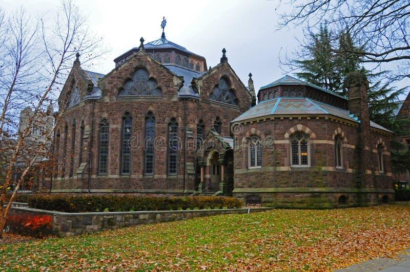 Alexander Hall in Princeton University stock afbeeldingen