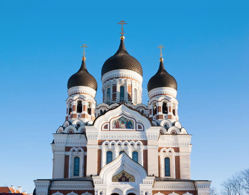 Download Alexander Nevsky Cathedral stock photo. Image of dome - 23526446