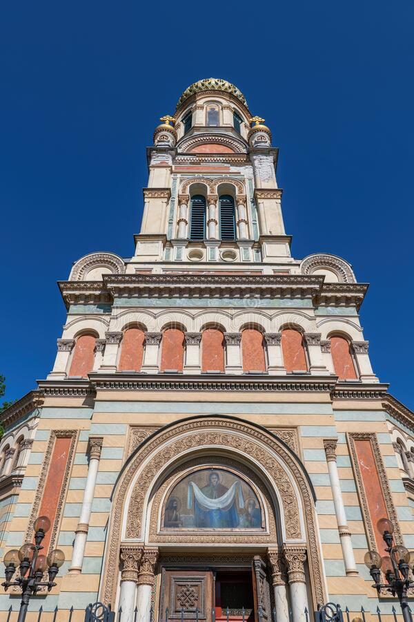 Free Alexander Nevsky Cathedral In Lodz Stock Image - 194333021
