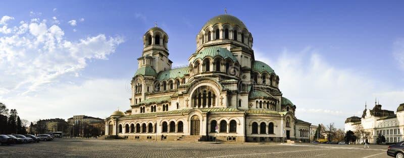Alexander Nevsky Cathedral Of Sofia Free Public Domain Cc0 Image