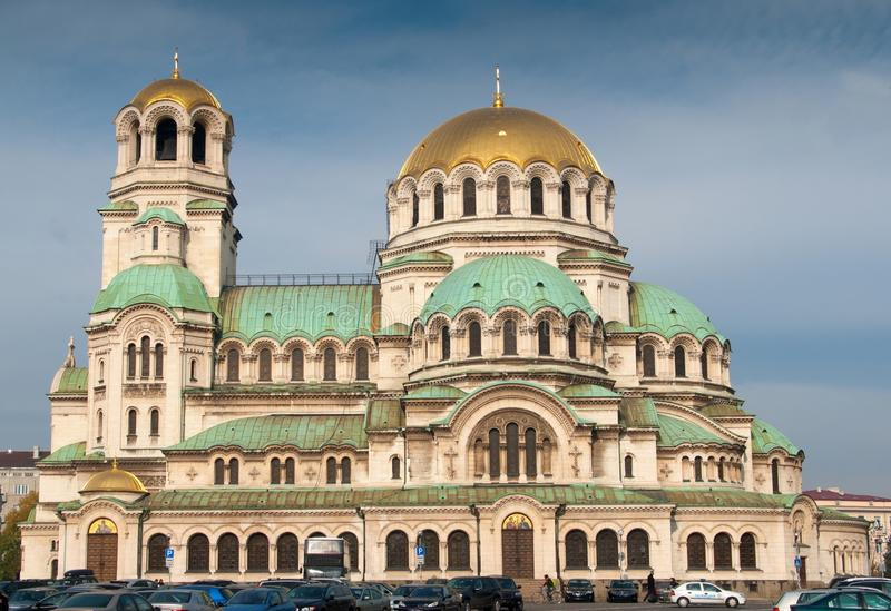Download Alexander Nevsky Cathedral And Square In Sofi Stock Photo - Image: 27966174