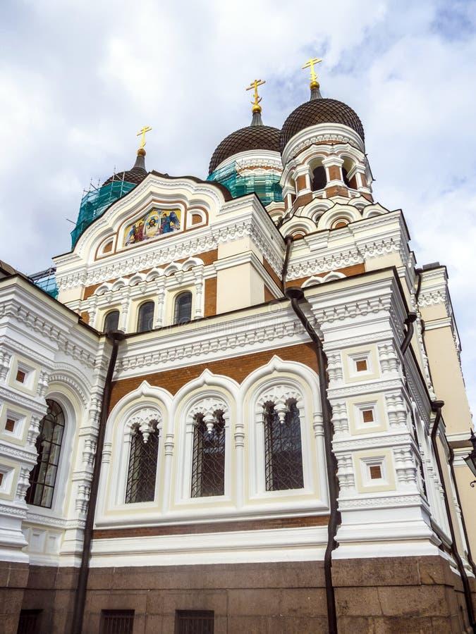 Download Alexander Nevsky Cathedral, Una Catedral Ortodoxa En La Tallinn Foto de archivo - Imagen de casa, antiguo: 44850984