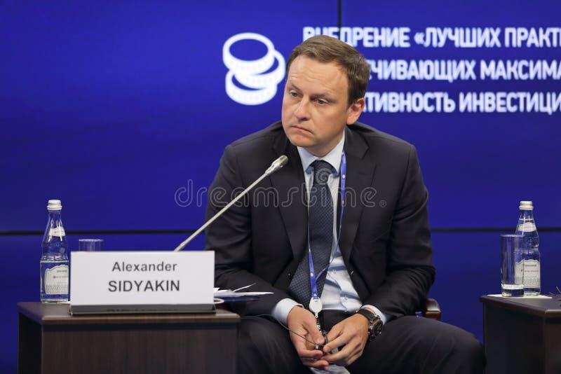 Download Alexander Sidyakin image éditorial. Image du indoors - 76085330