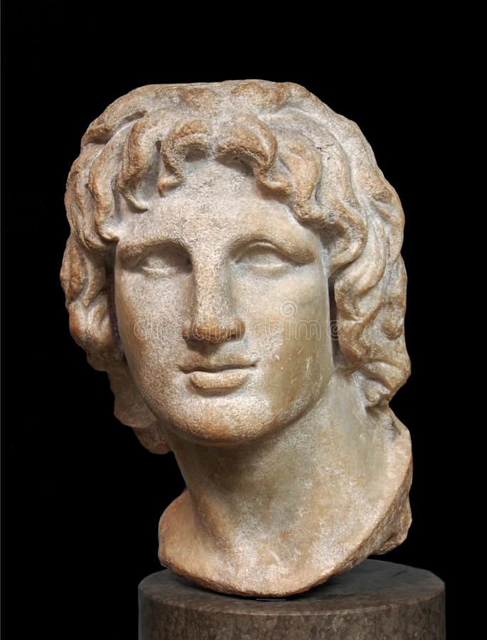 Free Alexander The Great Royalty Free Stock Photos - 64553308