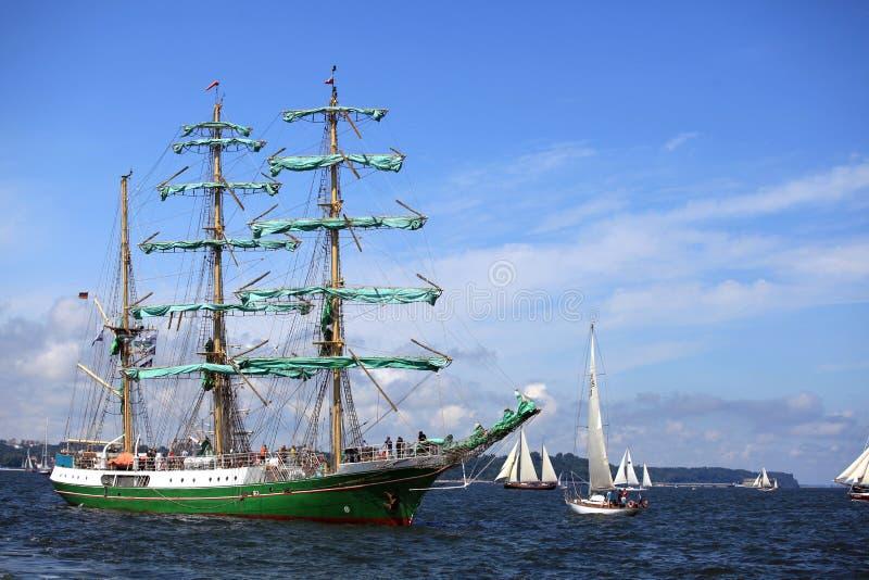 Alexander von Humboldt imagem de stock