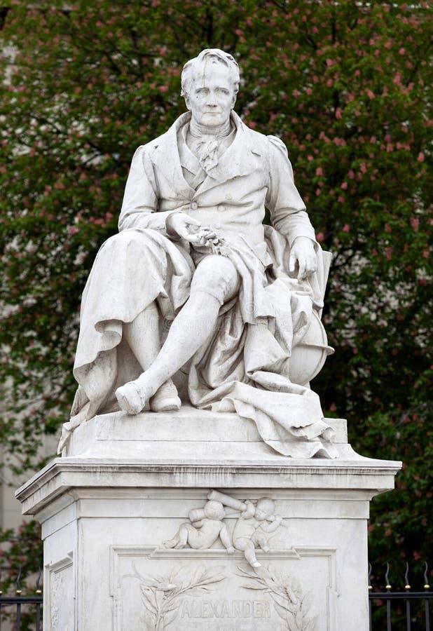 Alexander von Humboldt imágenes de archivo libres de regalías